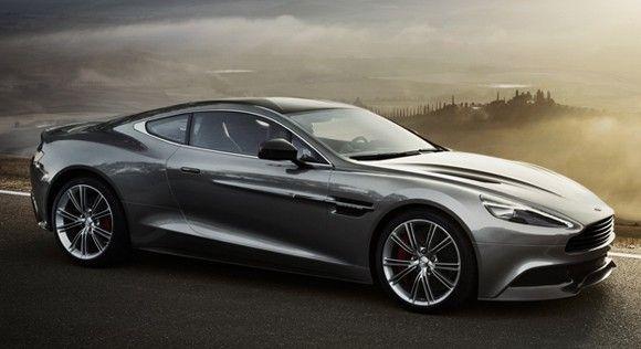 Aston Martin Vanquish - Autoblog Gallery, pics & vids