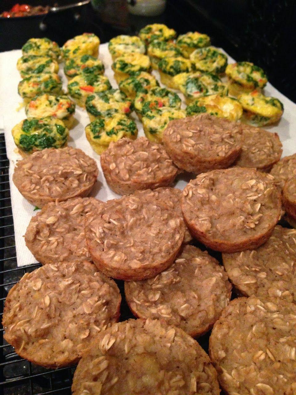 The Test Kitchen Of Melissa Fallis Freezer Cooking Toddler Breakfast Ideas