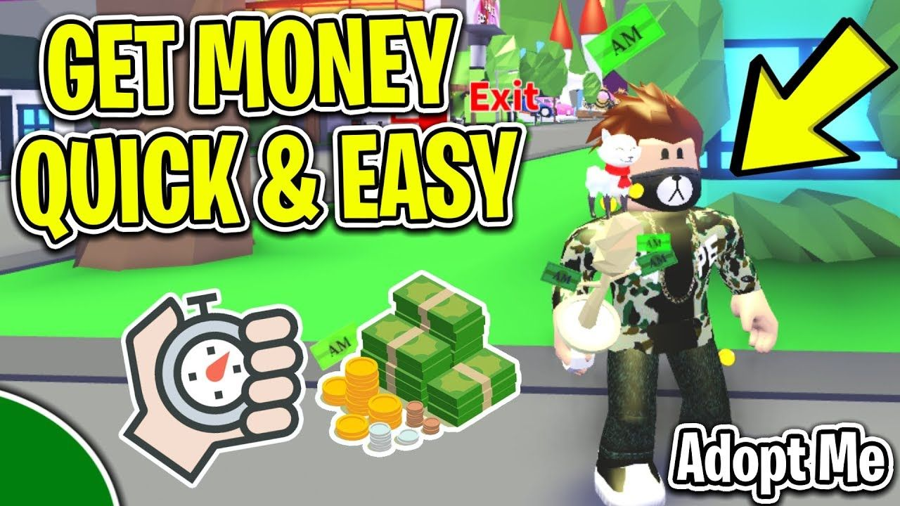 Roblox Adopt Me How To Earn Money