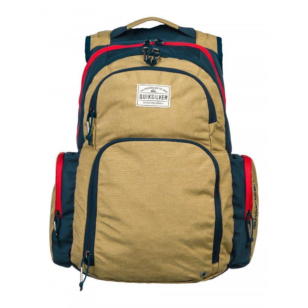 83a44f92d70 ... sale retailer 2fe3d 2c80e quicksilver 1969 special backpack british  khaki ...