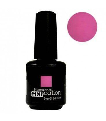 Jessica Geleration Soak-off Gel Nail Polish Smitten Kitten #748 0.5 oz 15 mL