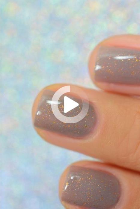 Frisur, Make-up & Nagel Ideen Sandcastle #Fall Nails Ideen sns Fall Nail Farben