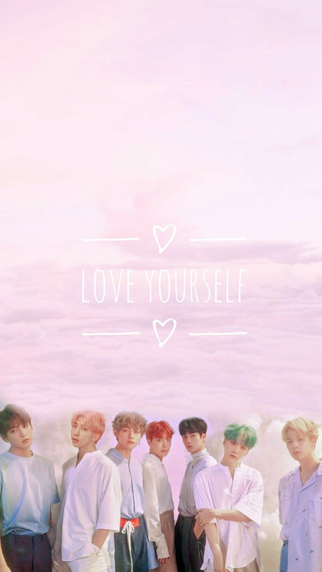 Love Yourself Wallpaper Bts Tattoos I Love Bts Love Yourself Album