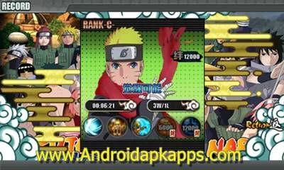 Download Naruto Shippuden Ultimate Ninja Storm 4 V2 0 Apk Terbaru Androidapkapps Com Mainan Karya Seni 3d Aplikasi