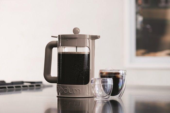 Bodumから登場 6ステップで淹れる コーヒー通のアイスコーヒー Roomie ルーミー アイスコーヒー コーヒー ボダム