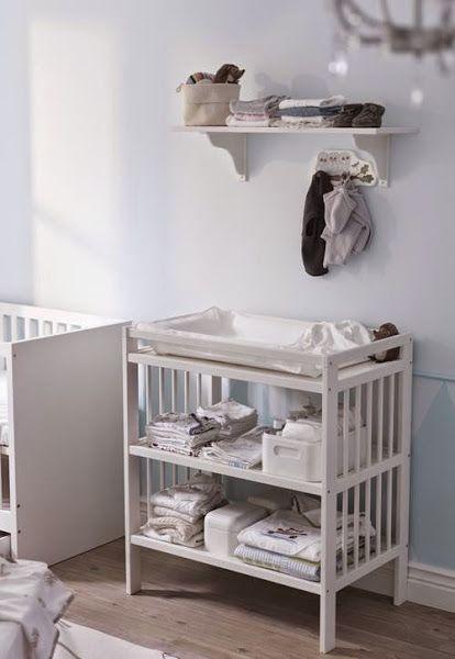 Cambiadores para beb in 2019 beb ikea baby room - Ikea muebles bebe ...