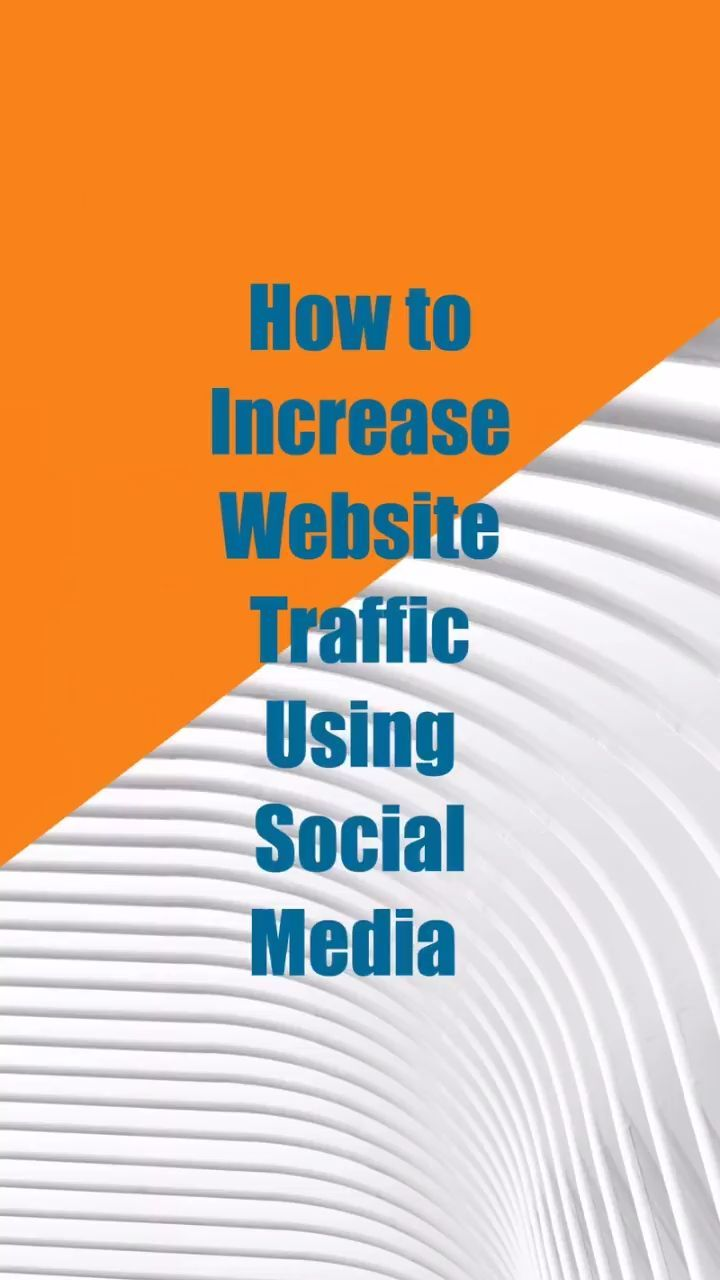5 Tips on how to increase website traffic using social media (Part 1)