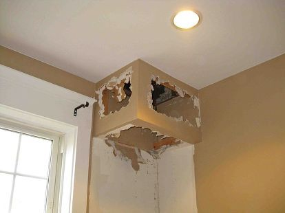 removing kitchen soffits! | kitchen soffit, kitchens and soffit ideas