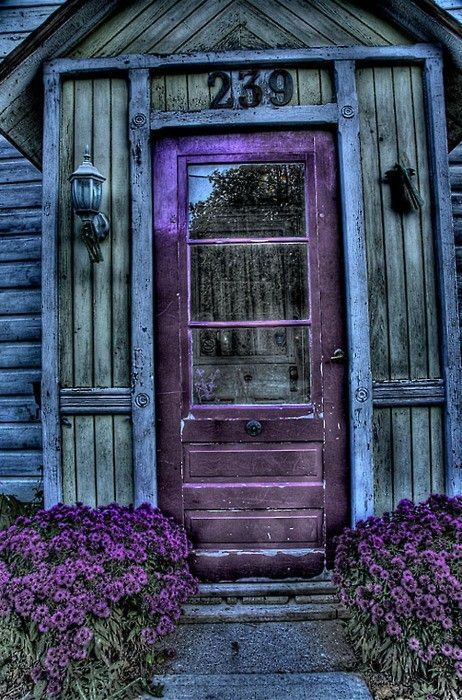 That is a great door