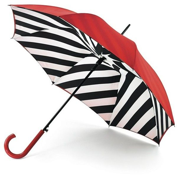 LuLu Guinness Bloomsbury Designer Umbrella From Umbrella Heaven