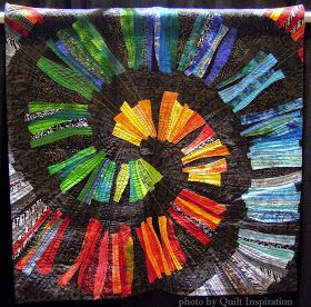Quilt Inspiration: Best of the 2015 World Quilt Show in Florida - part 4