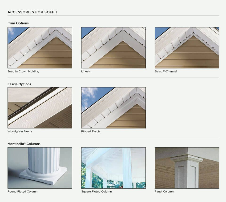Build With Confidence Tm Variform R By Ply Gem Offers A Comprehensive Exterior Product Portfolio Including Vinyl Siding A Vinyl Soffit Vinyl Siding Ply Gem