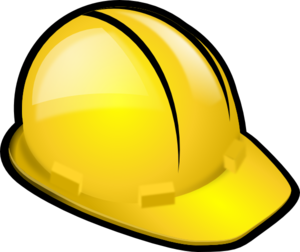 free construction clip art construction hardhat clip art vector rh pinterest com