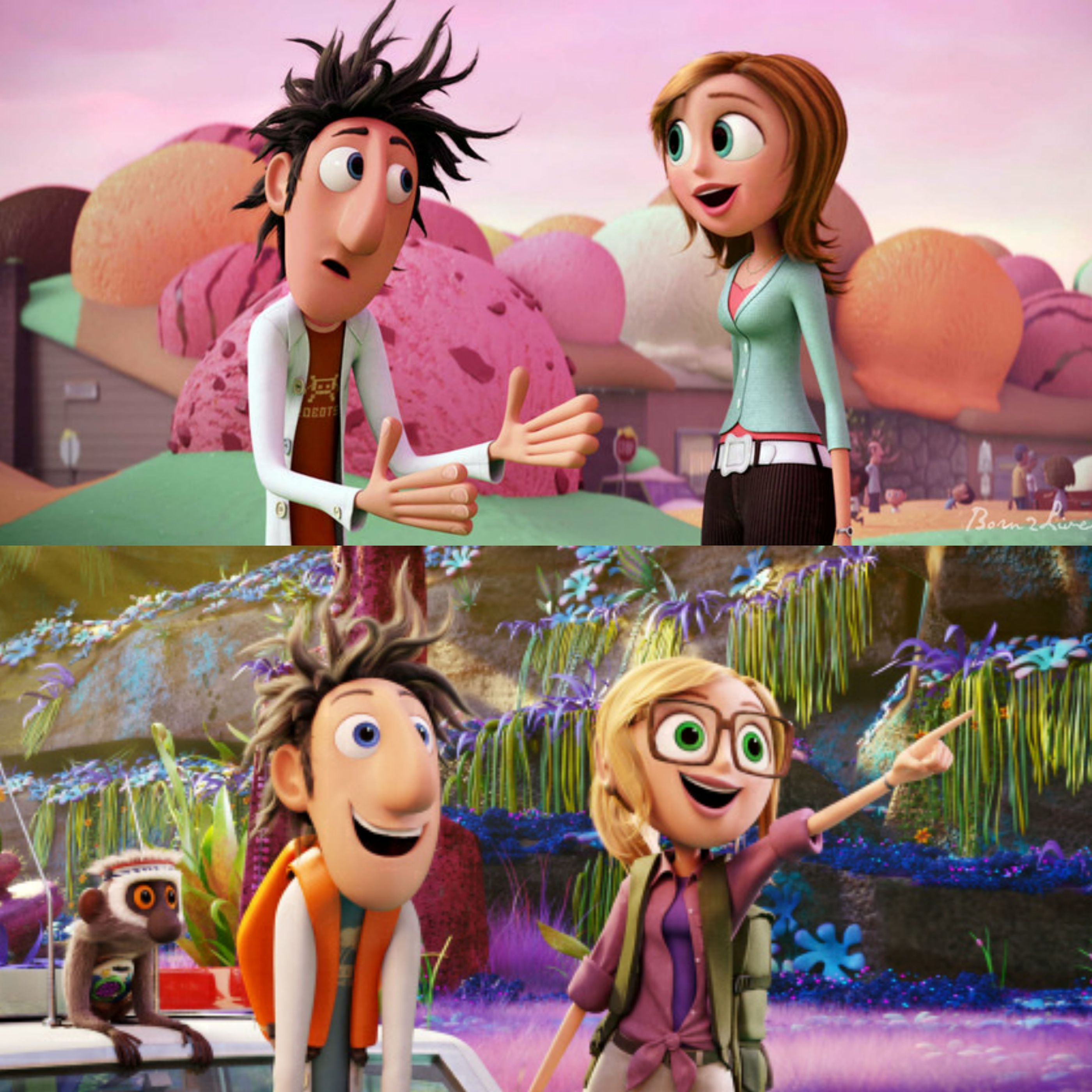 cloudy with meatballs | Movies ♥.♥ | Pinterest