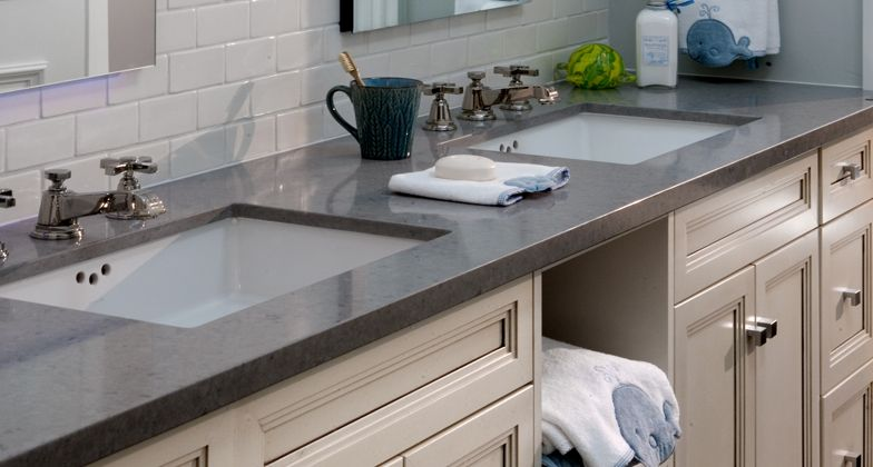 Kitchens Gallery Gray Quartz Countertops Quartz Countertops Colors Countertop Colours