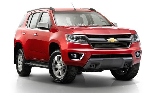 Chevrolet 2016 Chevy K5 Blazer New Design Pictures Concept Release Date