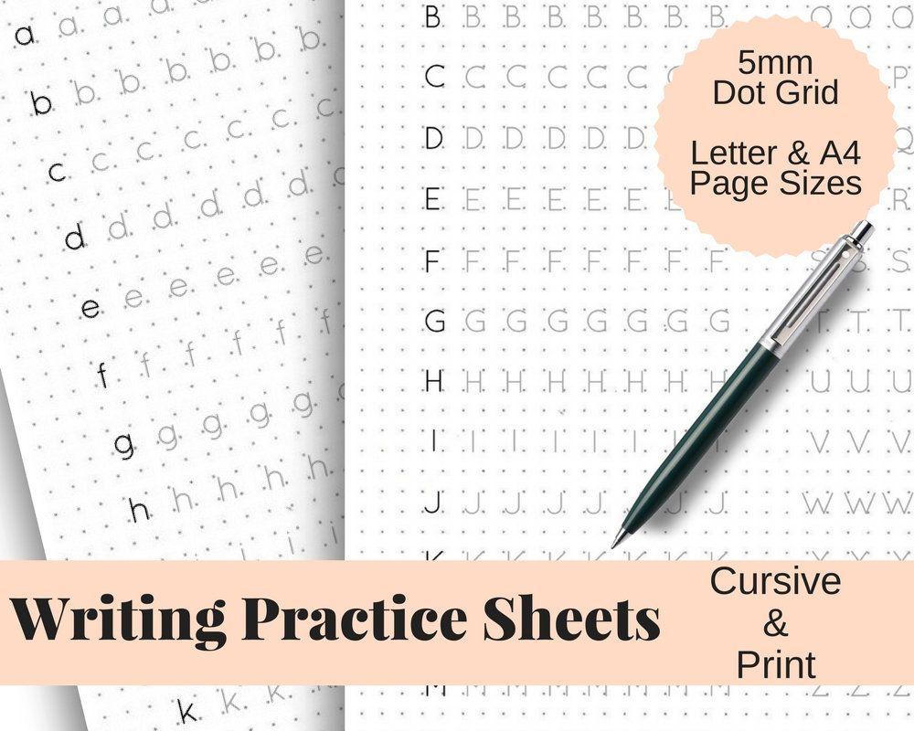 Teaching Cursive Cursive Practice Cursive Handwriting Practice