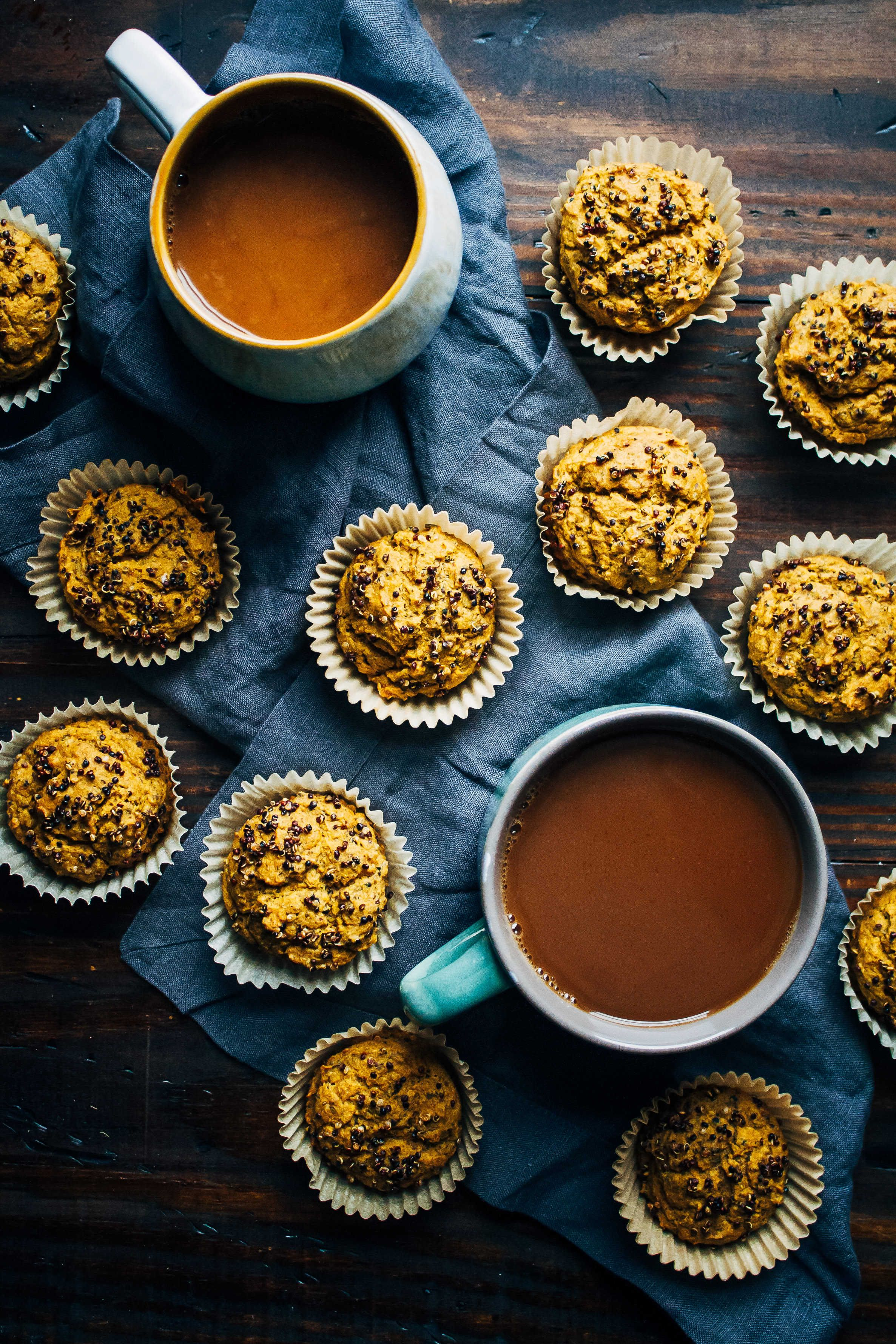 Breakfast Quinoa Muffins | Well and Full