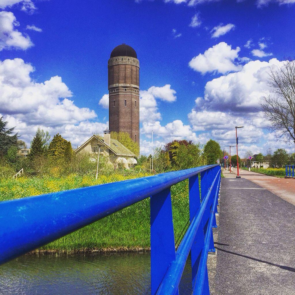 Watertoren Rokkeveen, Zoetermeer Foto: Petra Simons
