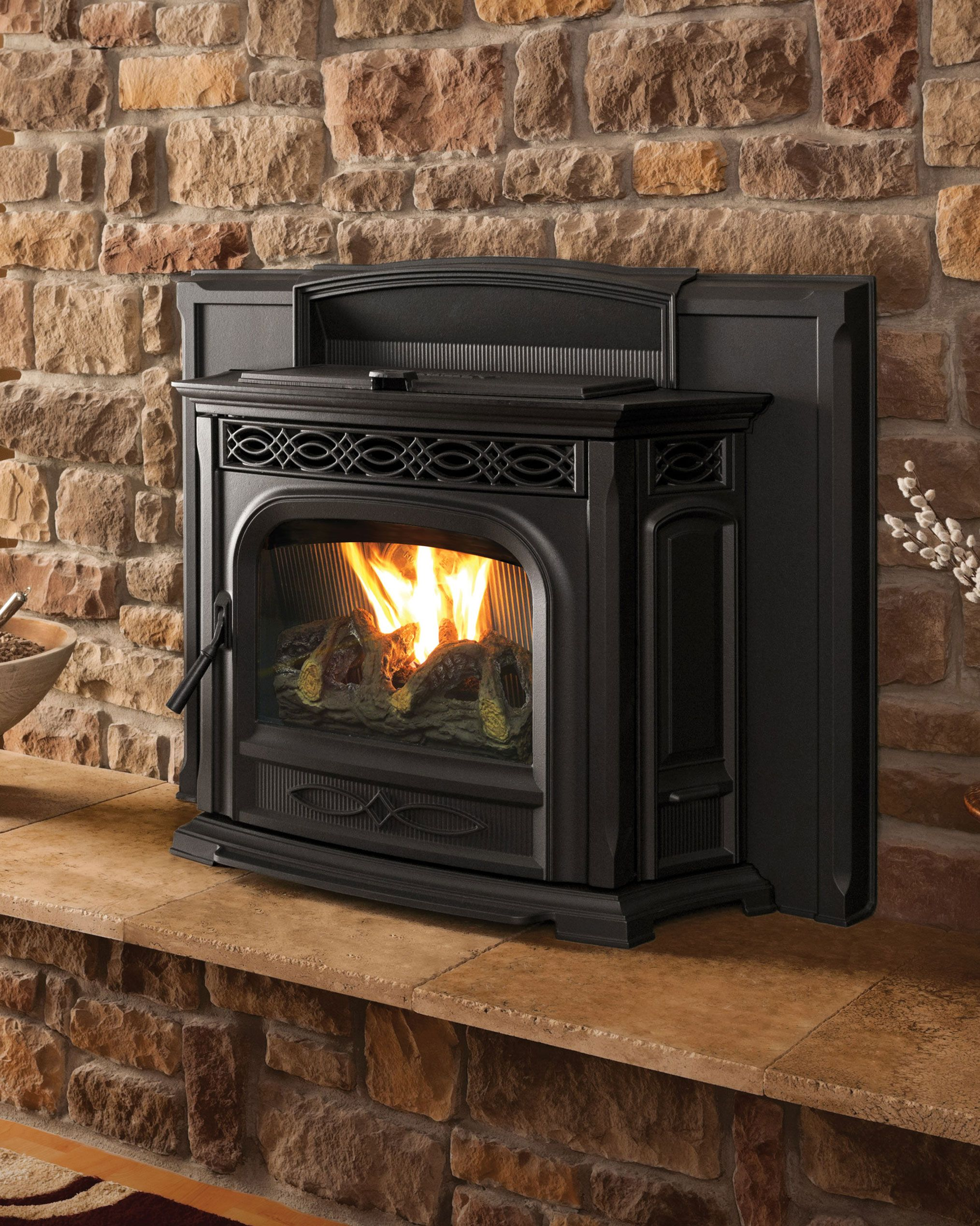 Stove and Pellet stove