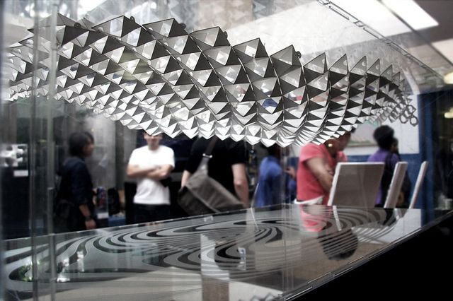Antiklastic_01 | Image courtesy of NYCCT | Mode Lab | Flickr