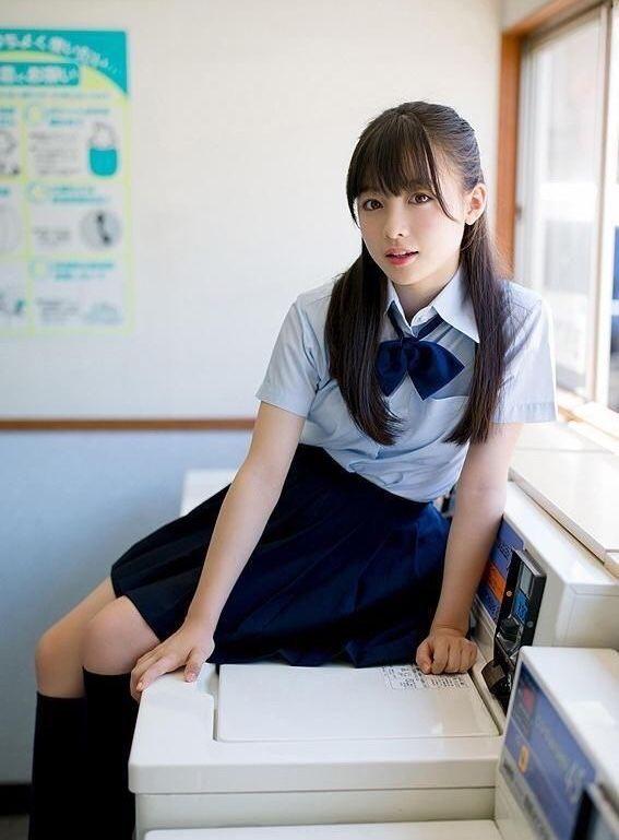 Japanese School Girl ~ greatswimsuits
