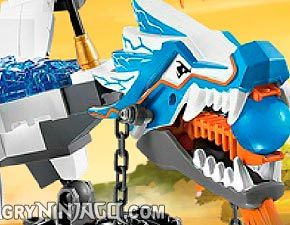 Lodowy Smok Lego Ninjago Lego Lego Ninjago