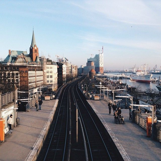 Hamburg, Germany #travel #travelblogger #traveling