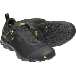 Photo of Keen Venture Wp men's hiking shoe black 43 KeenKeen