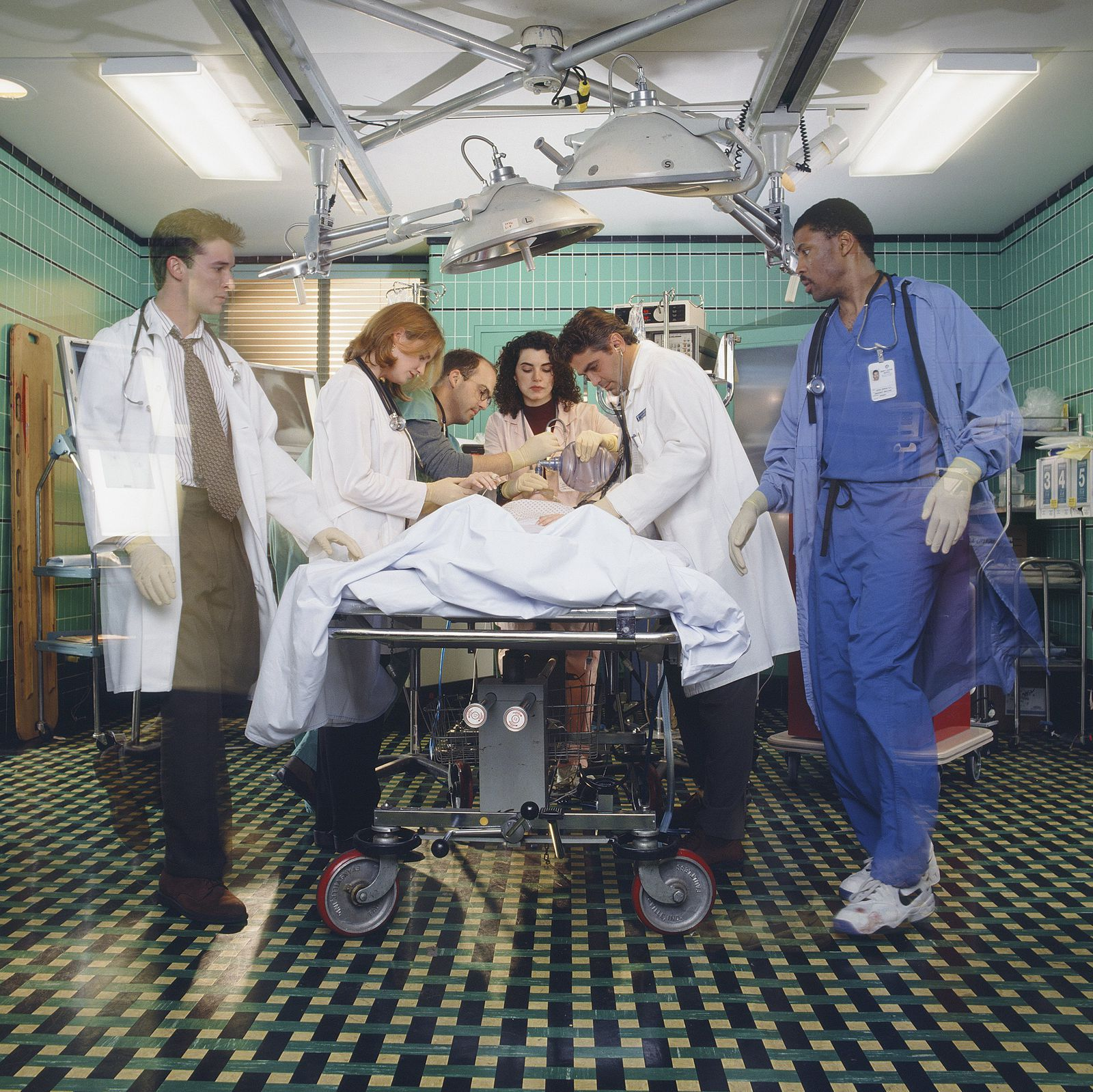 25 things you never knew about er question meme tv