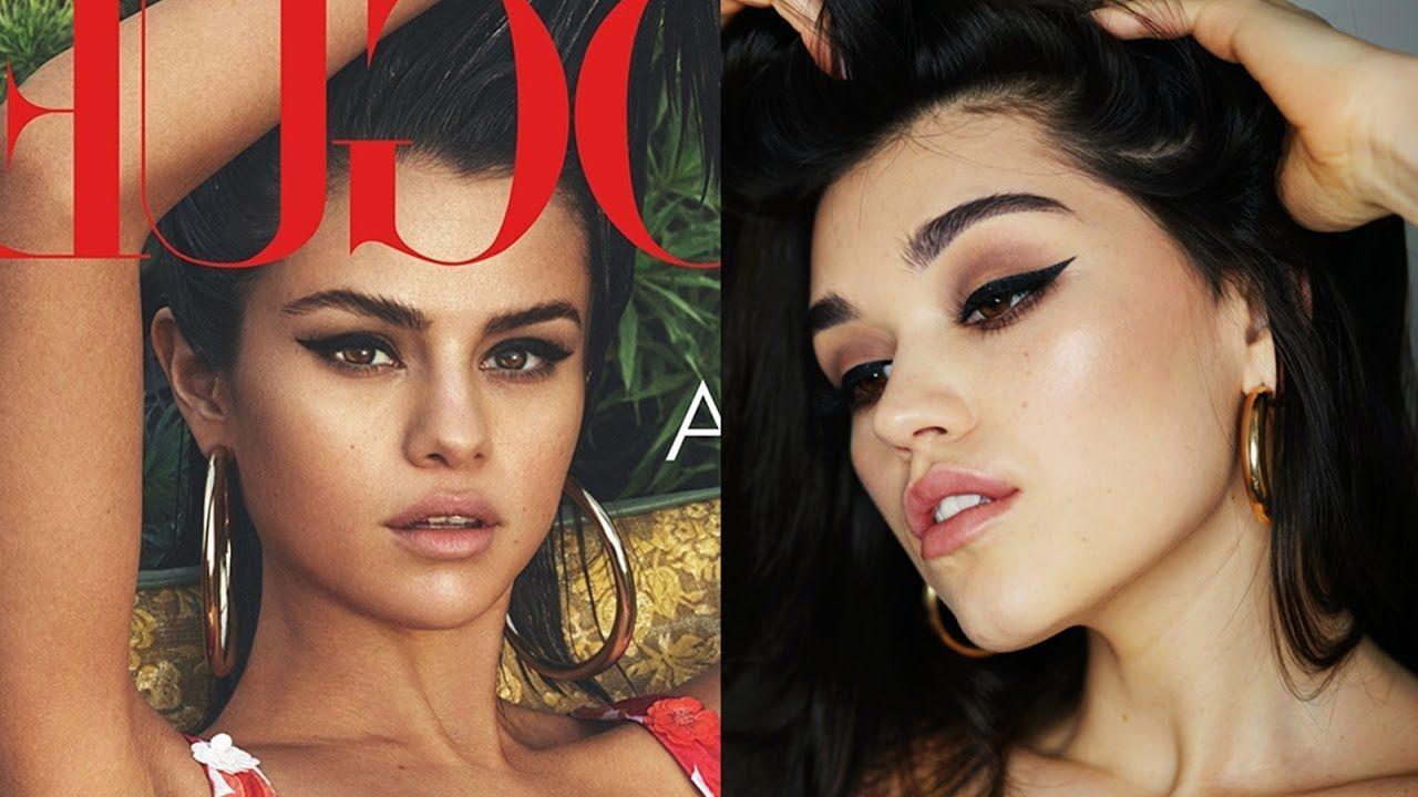 Selena Gomez Inspired makeup Tutorial