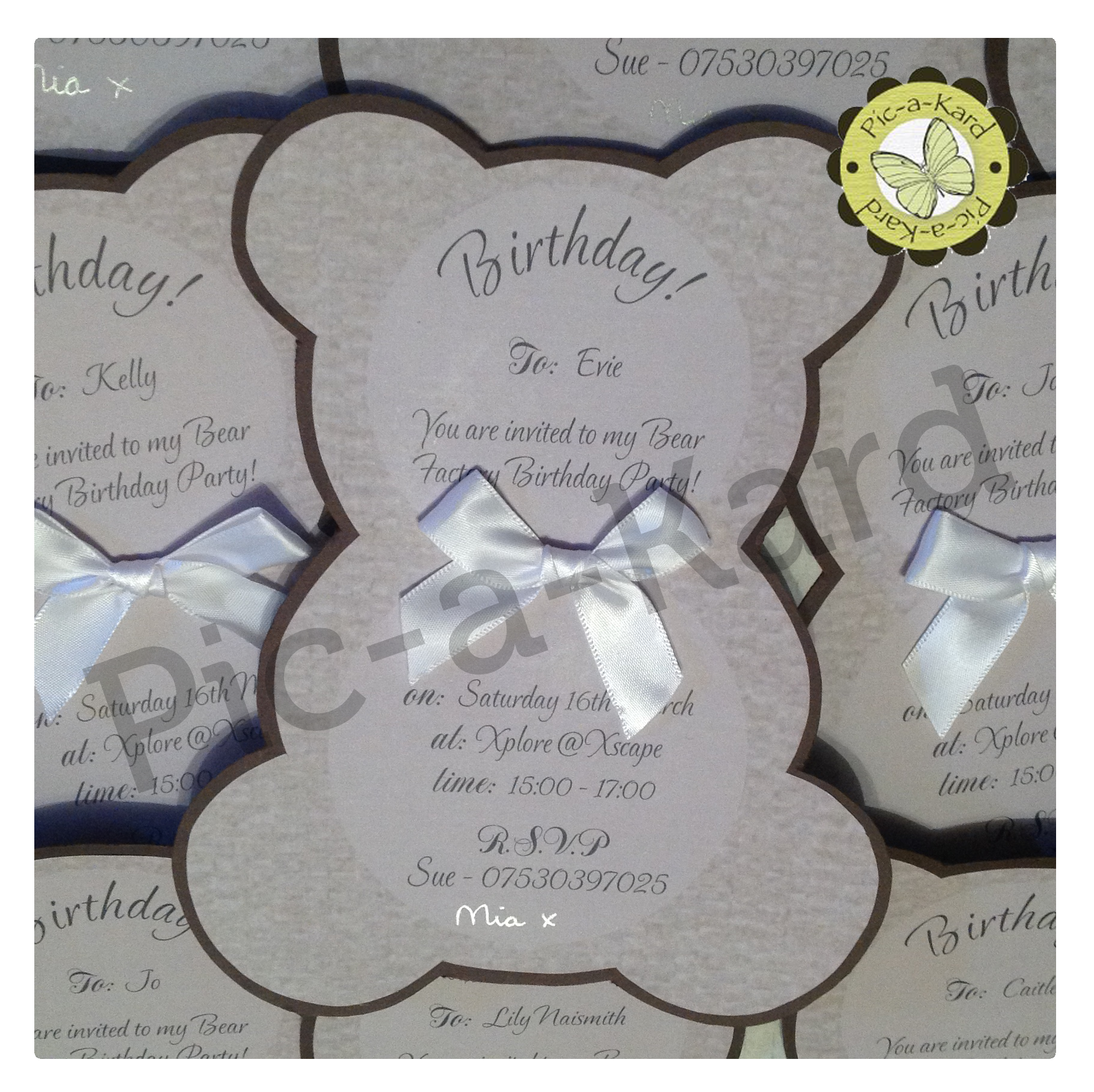 Teddy Bear Invitations Bday parties Pinterest Teddy bear