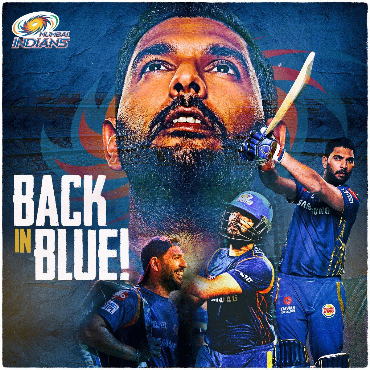 Hello world! Cricket sport, Dhoni wallpapers, Mumbai indians
