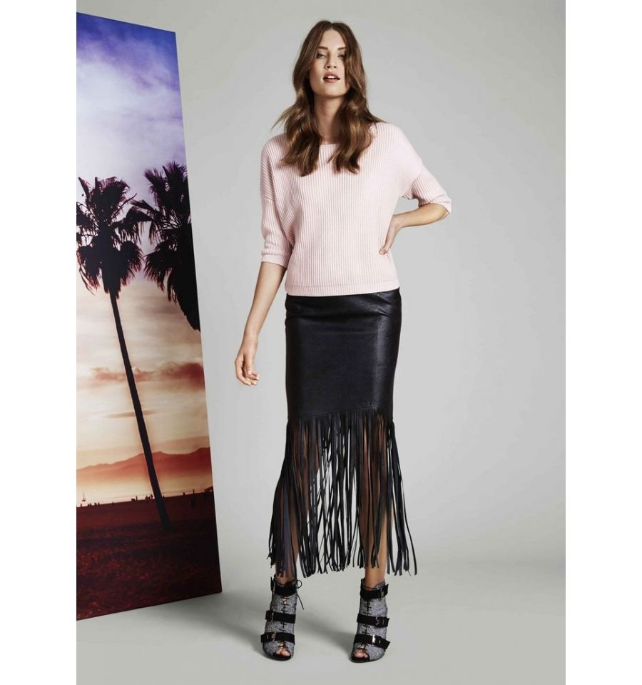 supertrash rok leer