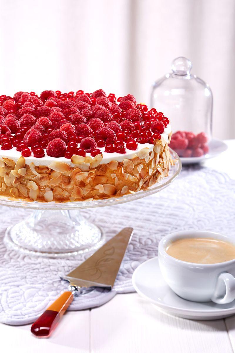 Beeren Joghurt Quark Torte Rezept Backrezeptr Pinterest