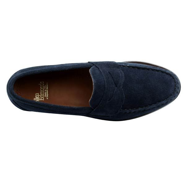 CLASSIC PENNY BRUSHED - Business-Slipper - cordo