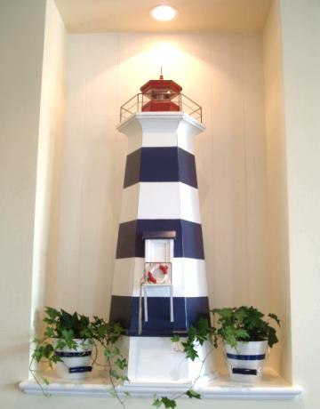 Lighthouse Decor My Bathroom Pinterest