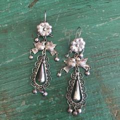Mazahua earrings