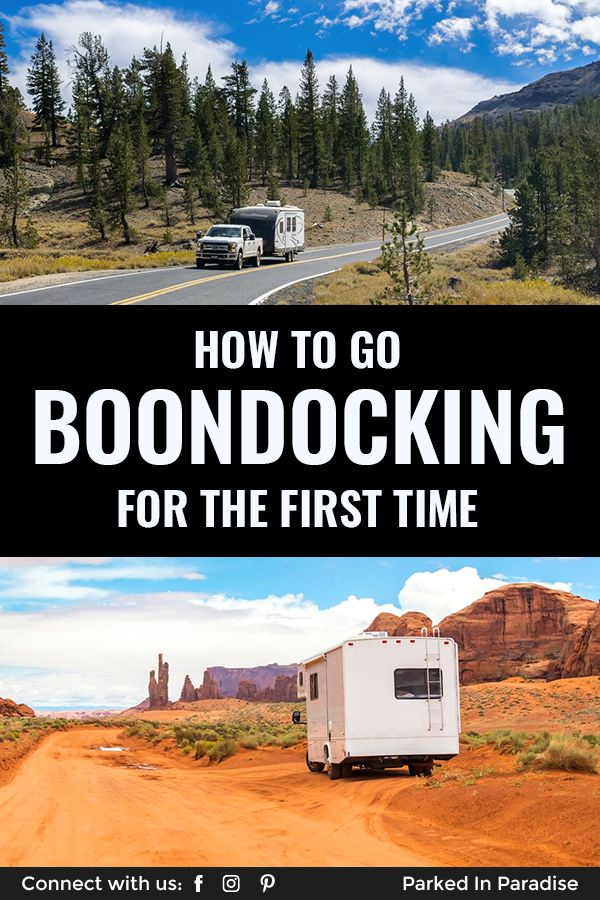 Photo of Everything You Need To Know To Go RV Boondocking