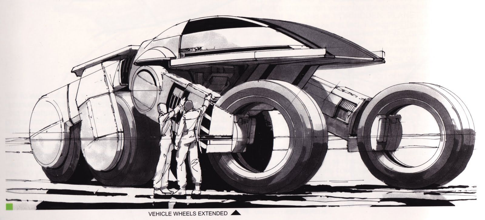 The Art of Syd Mead - Daily Art