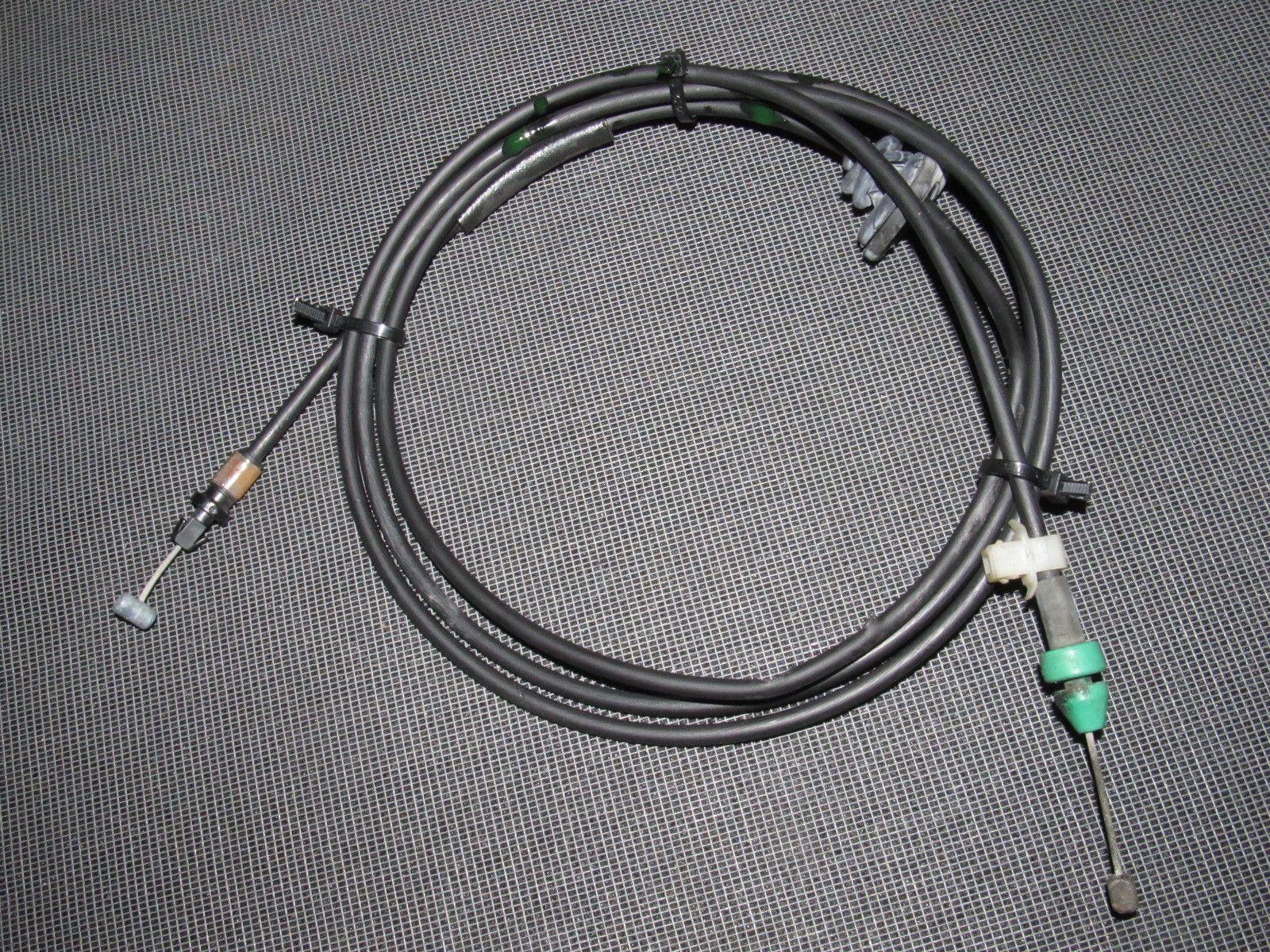 03 04 Infiniti G35 Sedan OEM Hood Release Cable | Autopartone.com ...