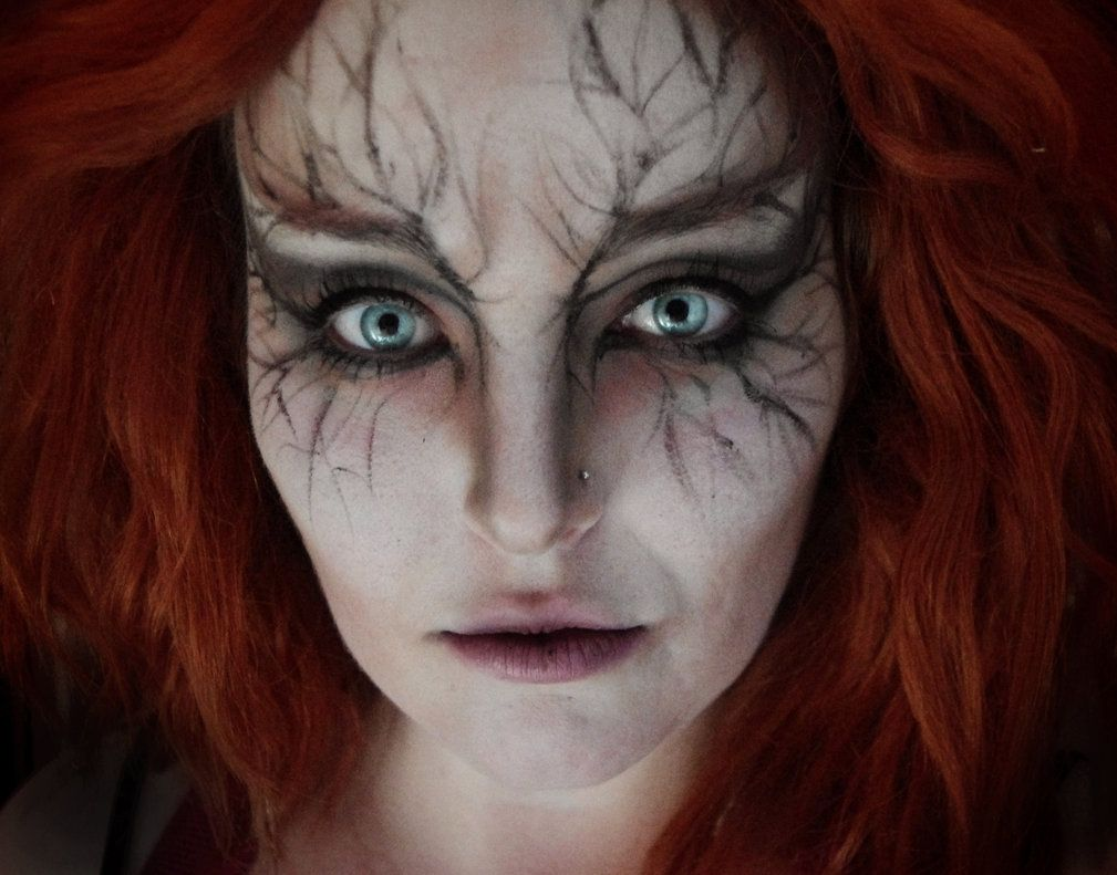 35 PRETTY HOT HALLOWEEN MAKEUP INSPIRATIONS | Witch makeup ...