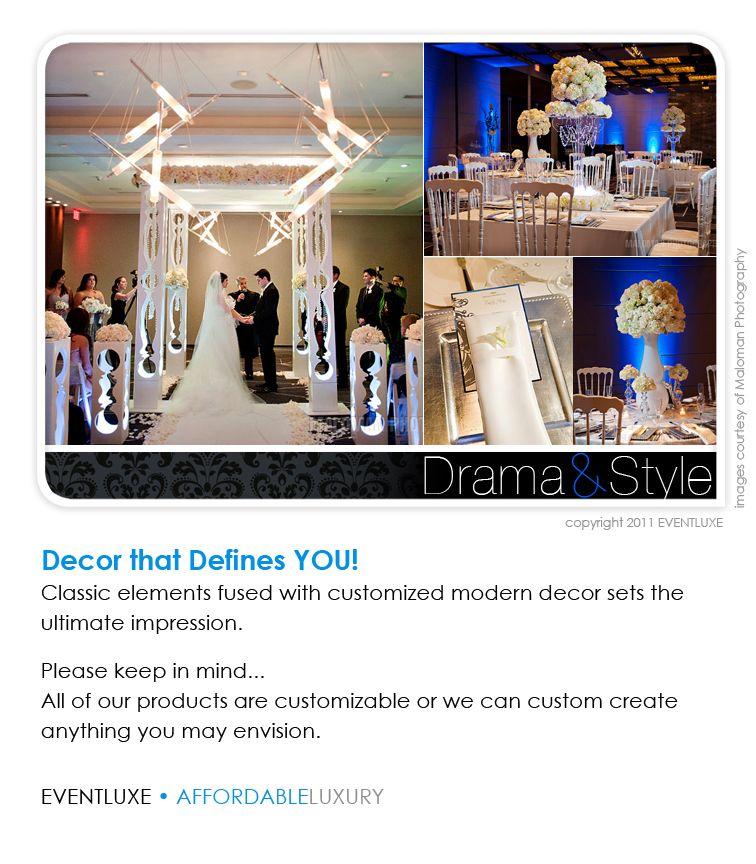 EVENTLUXE Wedding/Event Furniture & Decor Rental/Retail ...