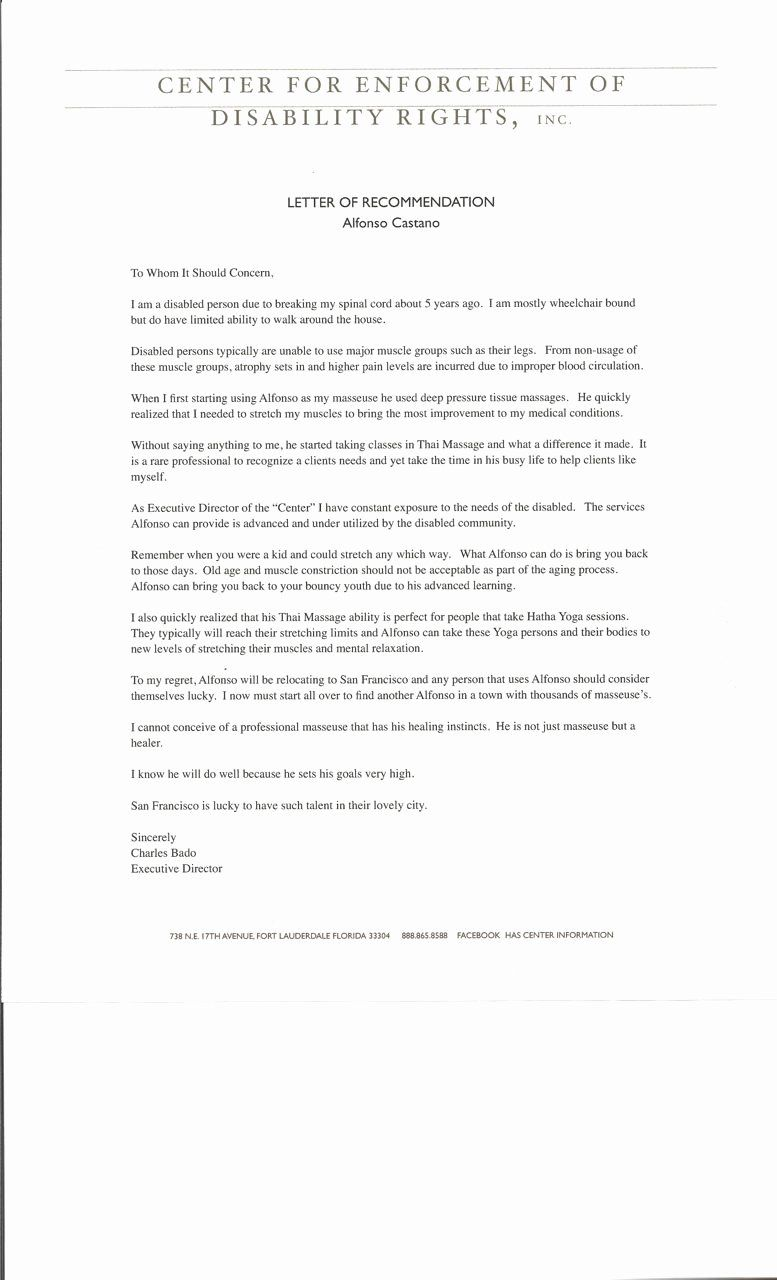 30 Community Service Recommendation Letter Hamiltonplastering Letter Of Recommendation Lettering Business Letter Format