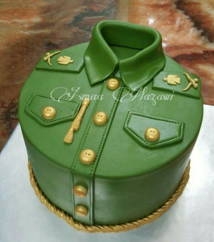 Asmaa Alazawi Adli Kullanicinin Asmaa Alazawi Cake Panosundaki Pin Askeri Dogum Gunu Pasta Tasarimi