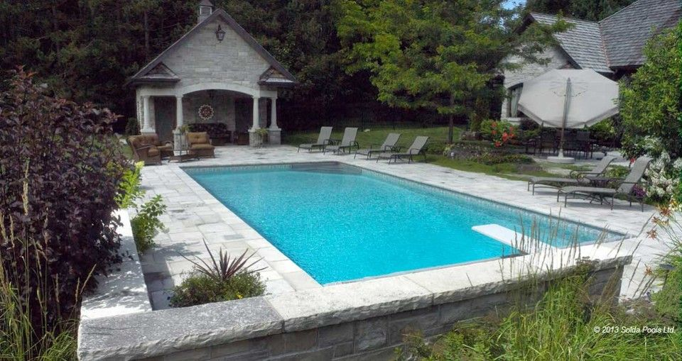 Our choice of the top 3 swimming pool builder companies in Toronto: Solda Pools, Gib-San Pools and Betz Pools.