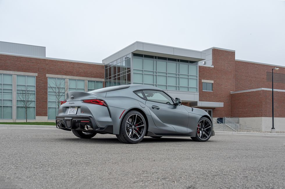 View Photos of the 2021 Toyota Supra 3.0 in 2020 | Toyota ...