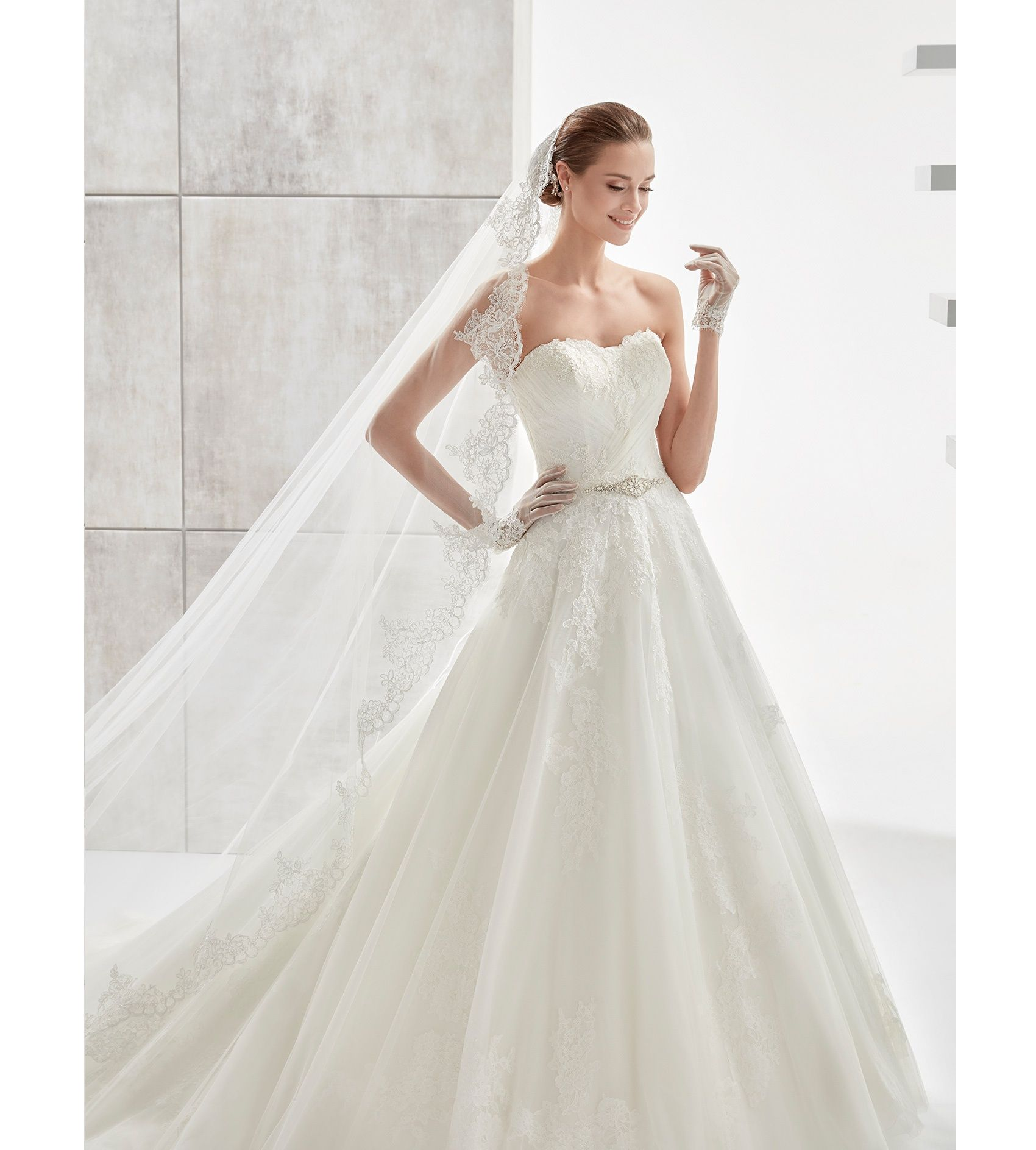 Wedding Dress Aurora  AUAB17992 2017