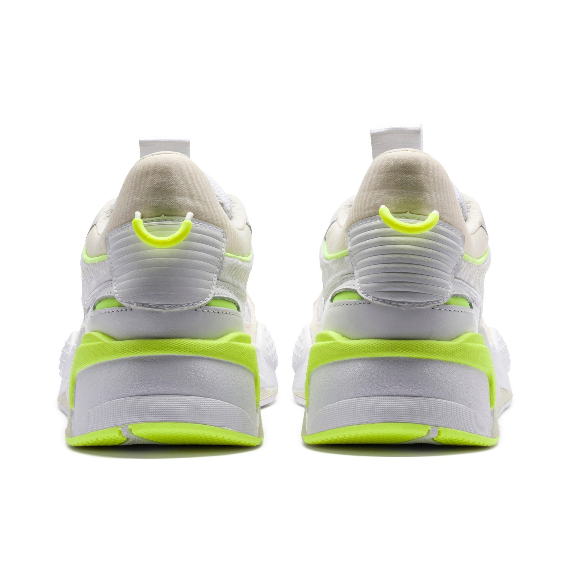 PUMA Chaussure Basket RS-X Tracks, Blanc, Taille 49.5