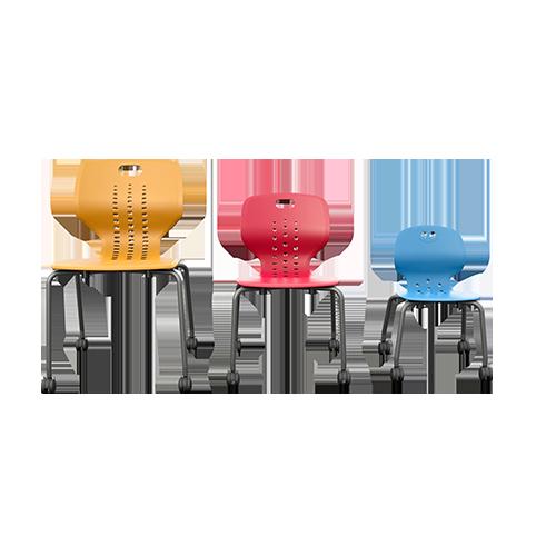 Emoji Chair Paragon Inc Smart Classroom Furniture In 2020 Furniture Graphic School Furniture Chair